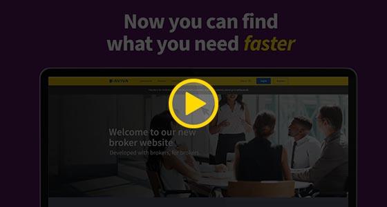 Broker Website Promo Video